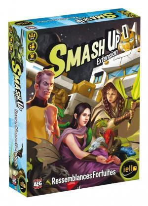 affiche Smash Up: Ressemblances Fortuites
