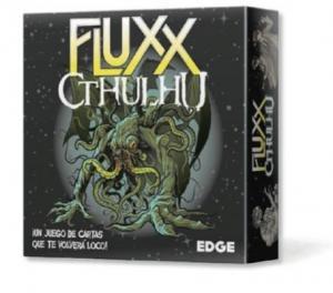 affiche Fluxx Cthulhu
