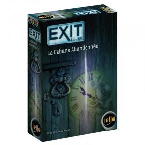 affiche Exit La Cabane Abandonnée
