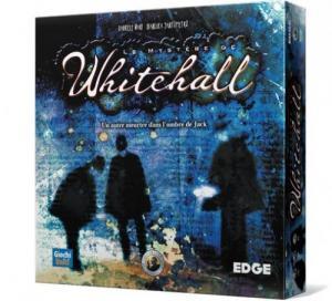 affiche Le Mystère de Whitehall
