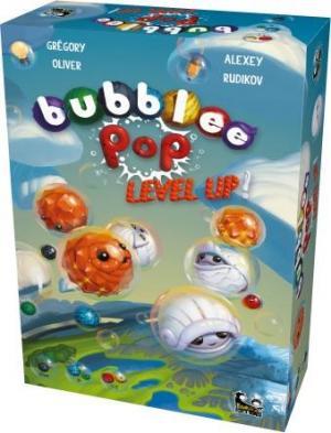 affiche Bubblee Pop Level up