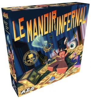 affiche Le Manoir Infernal
