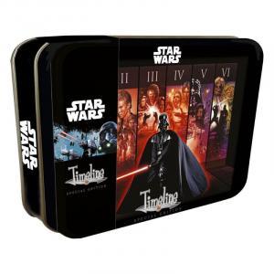 affiche Time Line: Star Wars Coffret Spécial