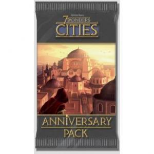 affiche 7 Wonders Cities Anniversary Pack