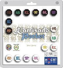 affiche Kamisado Pocket