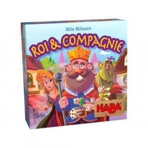 affiche Roi & Compagnie