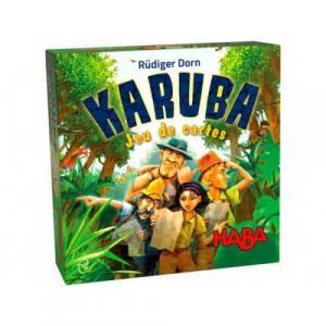 affiche Karuba Jeu de Cartes