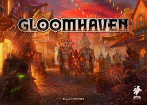 affiche Gloomhaven