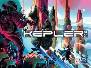 affiche Kepler-3042