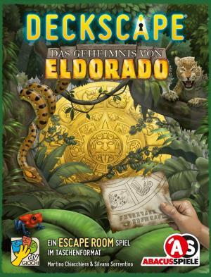 affiche Deckscape: Eldorado