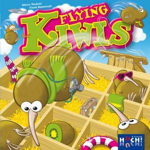 affiche Flying Kiwis