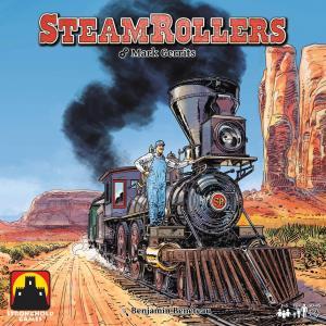 affiche SteamRollers
