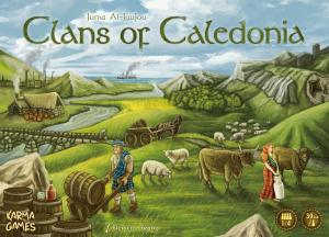 affiche Clans of Caledonia