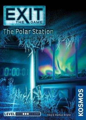 affiche EXIT: La station polaire