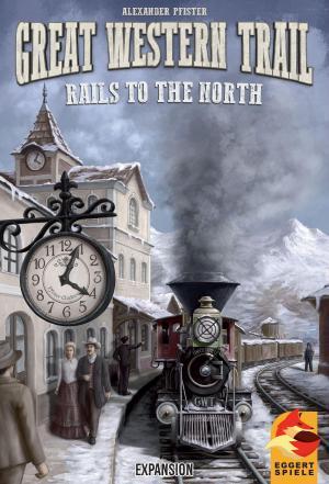 affiche Great Western : La ruée vers le Nord