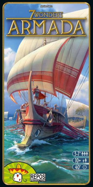 affiche 7 wonders: Armada