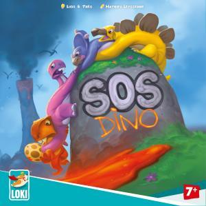 affiche SOS Dino