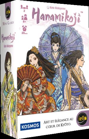 affiche Hanamikoji