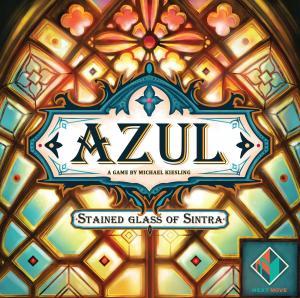 affiche Azul : Les Vitraux de Sintra
