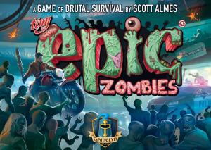 affiche Tiny Epic Zombies