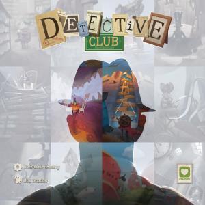 affiche Detective Club