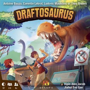 affiche Draftosaurus