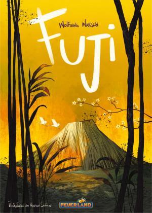 affiche Fuji