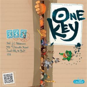 affiche One Key