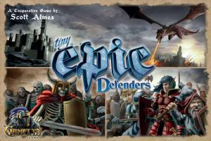 affiche Tiny Epic Defenders
