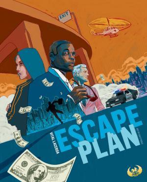 affiche Escape Plan