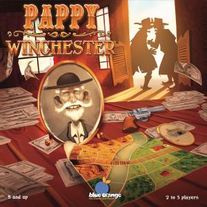 affiche Pappy Winchester