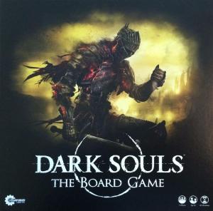 affiche Dark Souls: le jeu de plateau