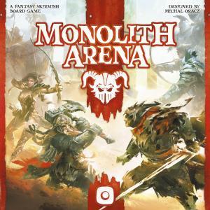 affiche Monolith Arena