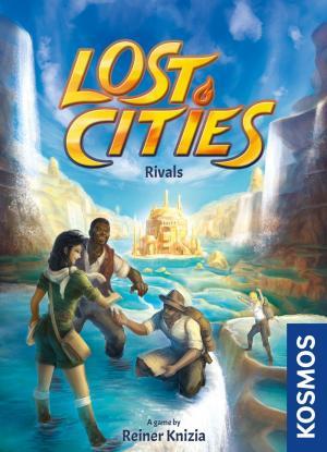 affiche Lost Cities: Les Rivaux