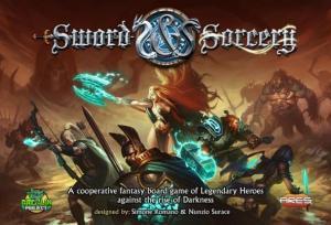 affiche Sword & Sorcery