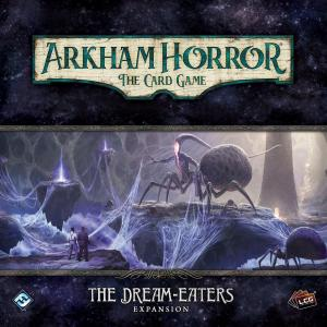 affiche Horreur à Arkham : Le Jeu de Cartes - Les Dévoreurs De Rêves
