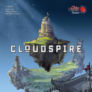 affiche Cloudspire