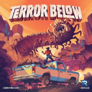 affiche Terror Below