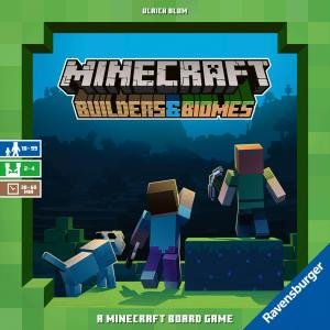 affiche Minecraft: Builders & Biomes