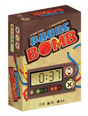 affiche Phone Bomb