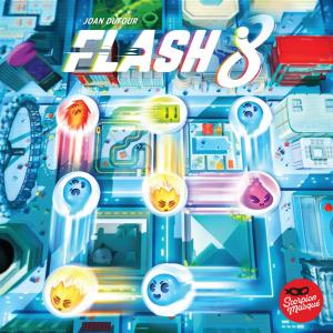 affiche Flash 8