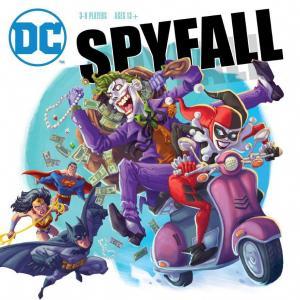affiche DC Spyfall