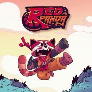 affiche Red Panda