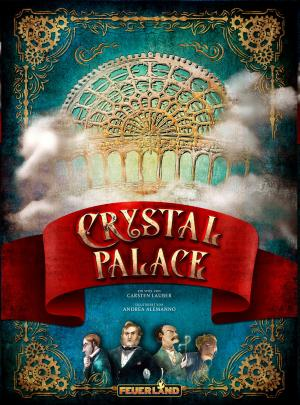 affiche Crystal Palace