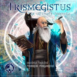 affiche Trimegistus la formula finale