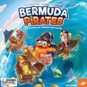affiche Bermuda Pirates