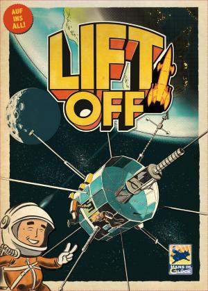 affiche Lift Off