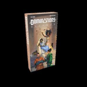 affiche Dominations: Extension Hegemon