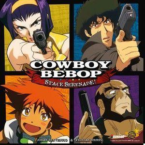 affiche Cowboy Bebop: Space Serenade