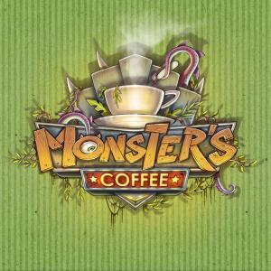 affiche Monster Café